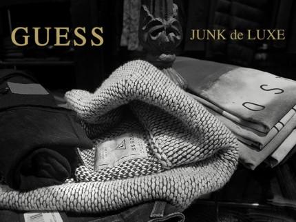 Guess Jeans& Junk de luxe